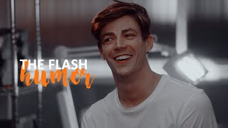 The Flash   That's almost as bad as Bartholomew [HUMOR]