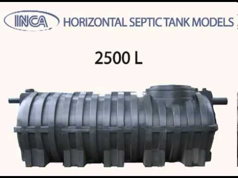 Inca Septic Tank