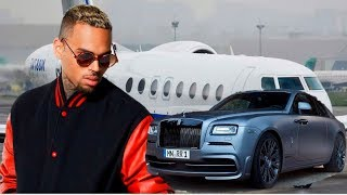 CHRIS BROWN CAR COLLECTION 2018