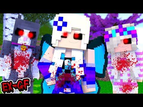 Minecraft - THE EVIL EX-GIRLFRIENDS RETURN TO SEEK REVENGE