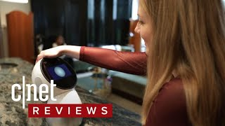 Jibo robot wants to be your family