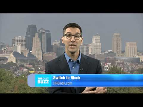 Tax Season Tips with H&R Block