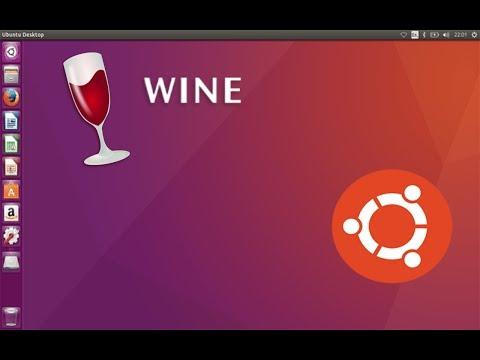 how to install wine on ubuntu (working - 2018)