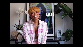 """Leaf: """"There Needs to Be a Bigger Platform for Women in Hip Hop"""""""