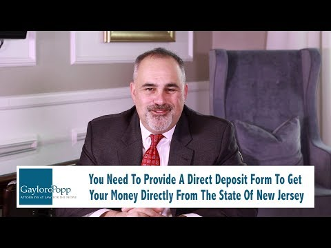 What You Need To Apply For A Disability Pension In New Jersey– NJ Disability Attorney Sam Gaylord