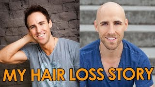 Download My Hair Loss Story | Going Bald Early Advice Video
