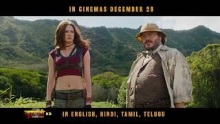 Live The Adventure   Hindi   Jumanji Movie   In Cinemas Dec 29