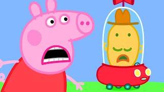 Peppa Pig English Episodes 🍅Healthy Habits - Peppa Pig Sings Fruit Songs |Peppa Pig Official