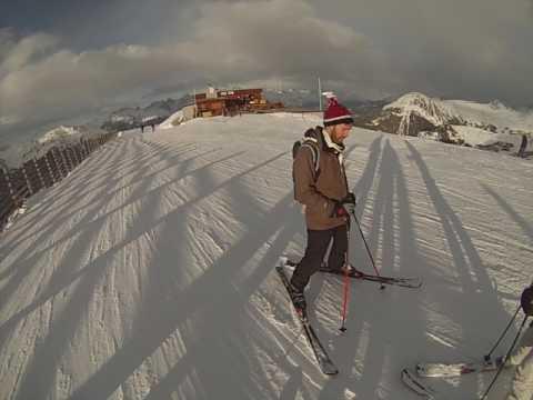 Ski La Plagne 2017 GoPro