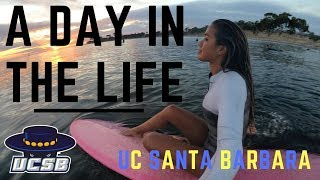 A Day in My Life at UCSB (UC Santa Barbara) | Fall Quarter