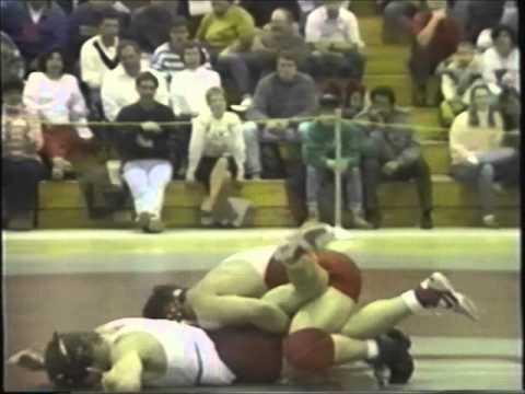 1992 Ohio State Wrestling Highlights