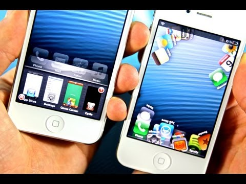 Top 10 Cydia Tweaks for iPhone 5/4S/4/3Gs 6.1 - Must Have Tweaks for Evasi0n Jailbreak 2013/2012!