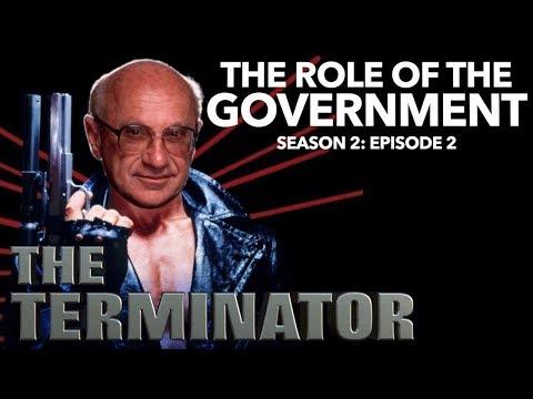 ECONMOVIES: Government and the Economy- Season 2, Episode 2