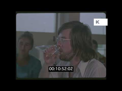 1970s Romanian Restaurant, Booze, HD from 35mm | Kinolibrary