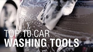 Top 10 Car Washing Tools | Autoblog Details