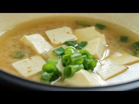 Fish Recipe: Salmon Miso Soup