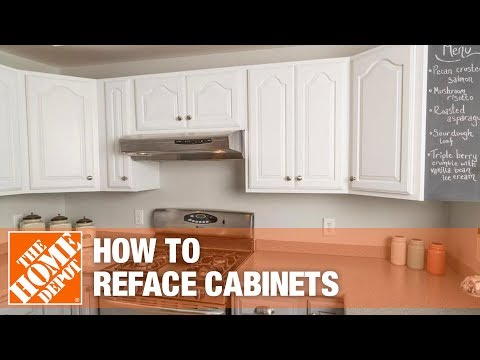 Rustoleum Cabinet Refacing - The Home Depot