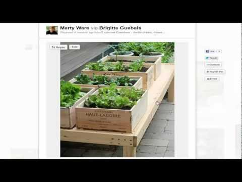 Vegetable Planter Box 3 Creative Ideas