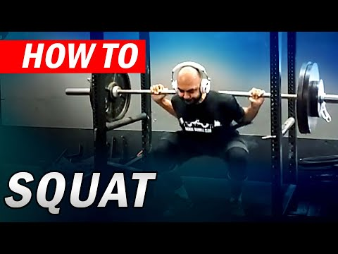 How To Increase Your Squat Max Fast