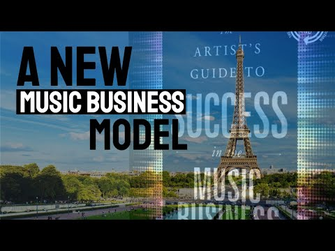 New Music Business Models.  Ch Ch Ch Ch Changes… Keep up with them