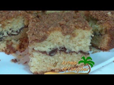 Cinnamon Streusel ( Coffee Cake)