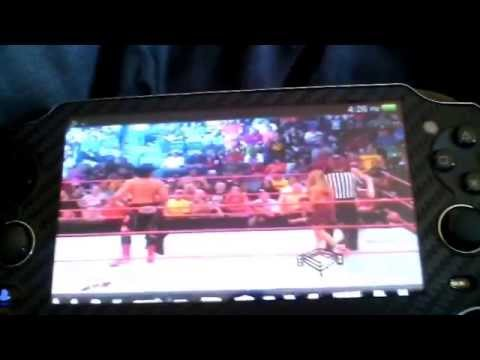 PS vita live tv streaming