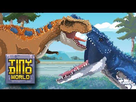 AQUATIC UPDATE!! - Tiny Dino World
