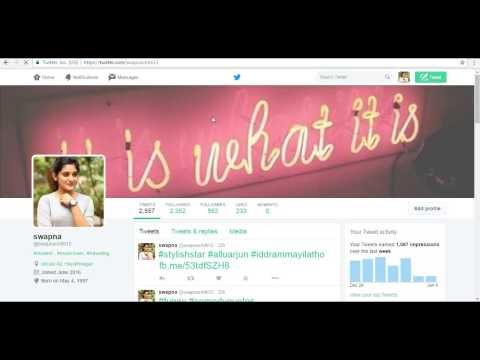 how to download twitter cover photo