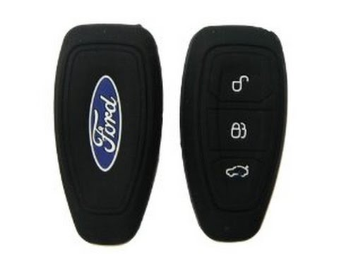 HOW TO: FORD Key Fob Battery Replacement