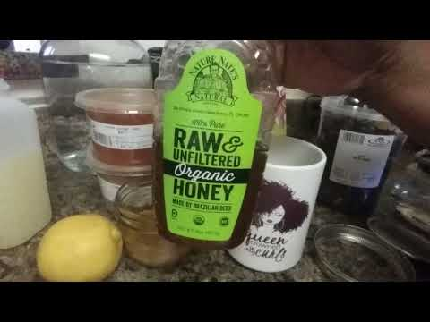 Vegan Morning Detox Tea ...Weightloss Tea/ What I drink before breakfast...