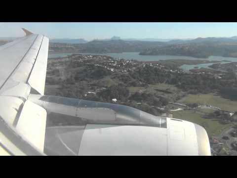*INSIDE VIEW* Tigerair A320-200 Landing│Gold Coast Airport (OOL)│[HD]
