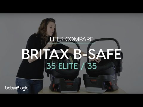 CAR SEAT 101: B-SAFE 35 VS B-SAFE 35 ELITE