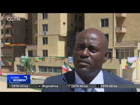 Scheme in Ethiopia provides affordable housing to urban residents