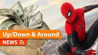 Download Spider-Man Far From Home The Good & Bad for 2nd Weekend at Box Office Video