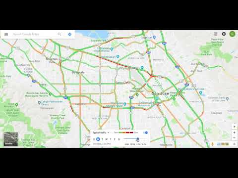 A Bay Area Traffic Story  (with time-lapse)