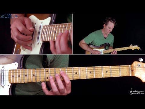 Ghost - Cirice Guitar Lesson