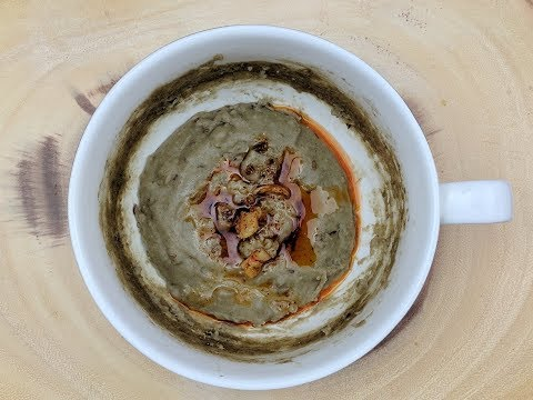 Pearl Millet Porridge Bajra Khichu in a Mug Microwave Recipe