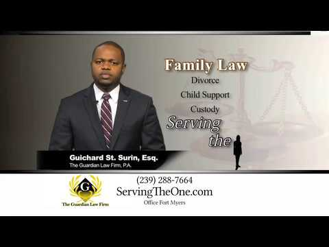 The Guardian Law Firm. Serving the One. Family Law Attorney, Fort Myers, FL.
