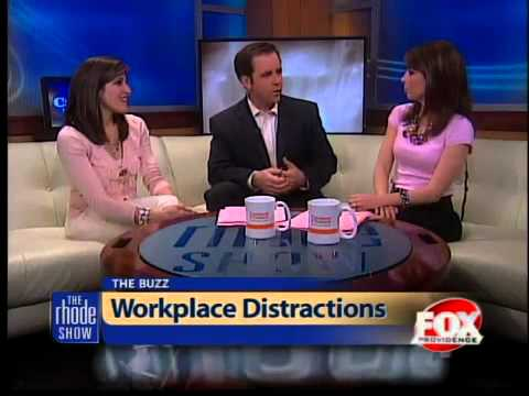 The Buzz: Workplace Distractions