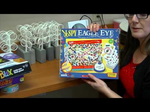 How We Use Fun Child's Games During Vision Therapy