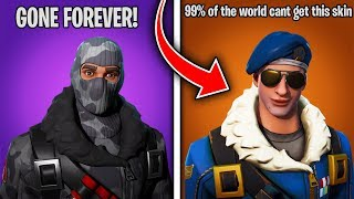Top 5 EXCLUSIVE FORTNITE SKINS You Can