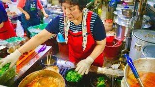 Download Mouthwatering KOREAN food tour in SEOUL | SEOUL's secret food streets | TOFU ALLEY + JOKBAL ALLEY Video