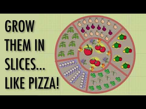How to Grow a Pizza Garden