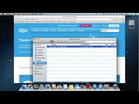 How to Install Skype on Mac