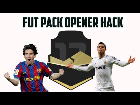 FUT 17 Pack Opener Hack 2017 (NEW UPDATE)