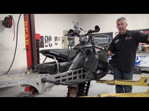 Snowmobile mods you can do to make your sled perform better!  PowerModz!