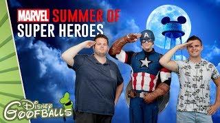 MARVEL SUMMER OF SUPER HEROES AT DISNEYLAND PARIS 2018! ⚡🕷