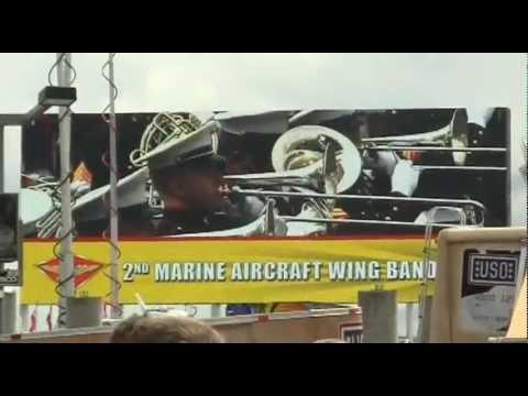 Vietnam Veterans Homecoming Charlotte, NC 3/31/2012