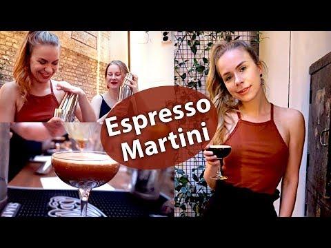 The Best Espresso Martini in London? Vlog