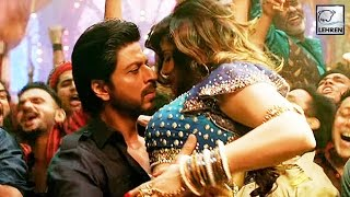 Shah Rukh Khan FLIRTING With Sunny Leone In Laila Main Laila | Raees | LehrenTV